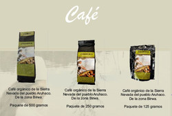 Producto cafe
