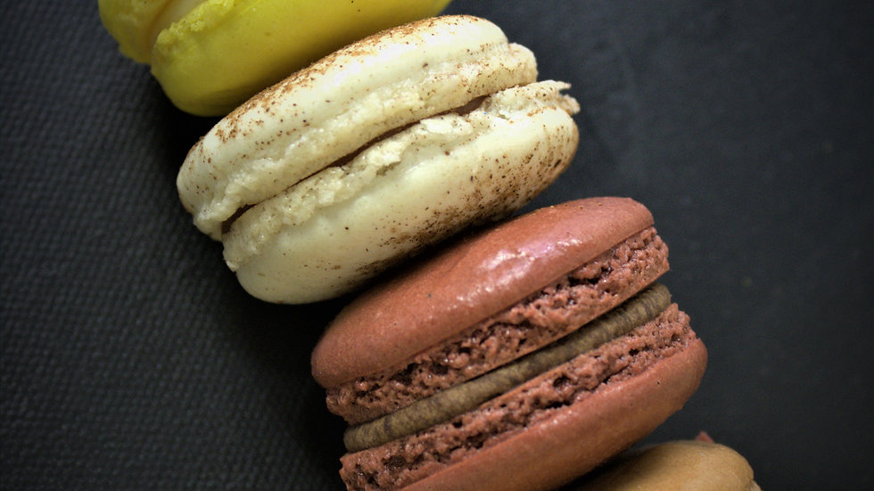 Macaroons - Box of 6 (identical)