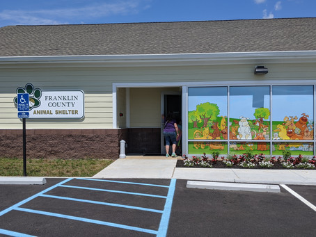 Franklin County Welcomes a New Animal Shelter