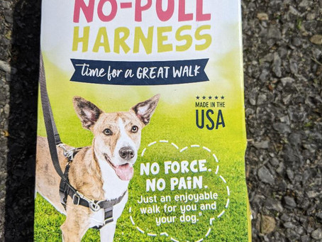 Product Review-The Freedom No-Pull Harness