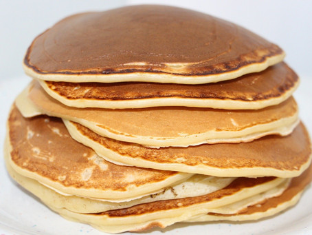Three Quick and Easy Dog-Friendly Pancake Recipes