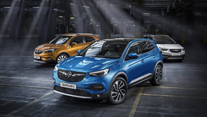 OPEL is ready for sports and utility.