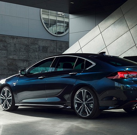 Introducing the All-New Insignia.