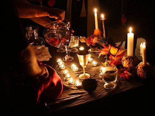 Black Wedding ritual