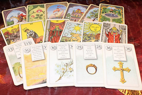 Tarot Card Reading 3 questions