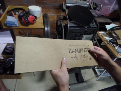 Livro Iluminuras_ o Processo