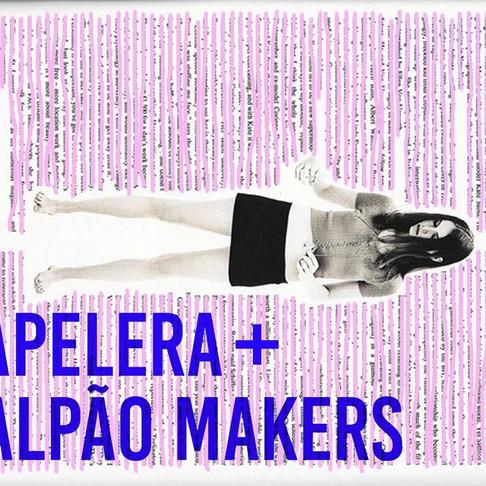 Papelera + Galpão Makers