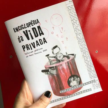Enciclopédia da Vida Privada: Crônicas gráficas de Pati Peccin , 2020