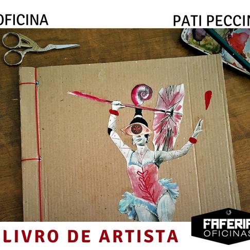 Oficina Livro de Artista