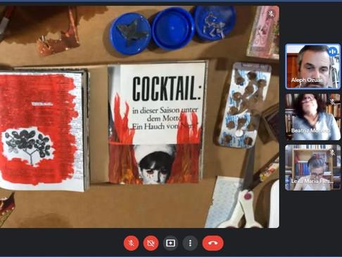 Oficina Caderno de Artista