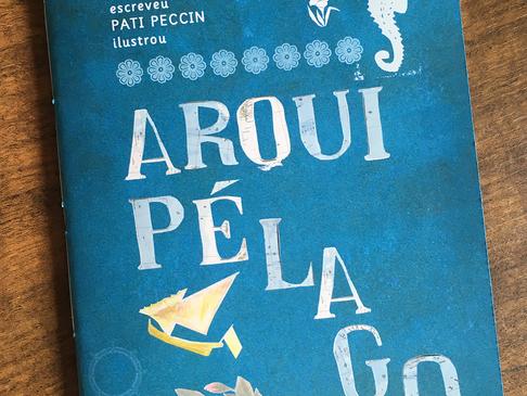 """Pré-lançamento do """"Arquipélago"""" noCafé com Serifa"""
