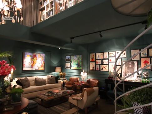 Programa Missão Casa: a Sala de Leitura de Marco Antonio Medeiros