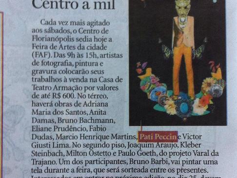 Feira de Artes em Florianópolis