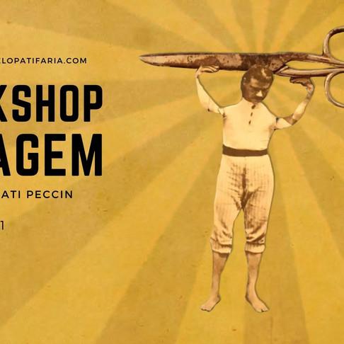 Workshop Colagem