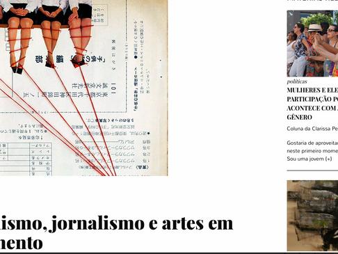 Exposição Digital no Portal Catarinas