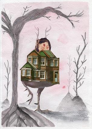 A casa do desassossego intrínseco