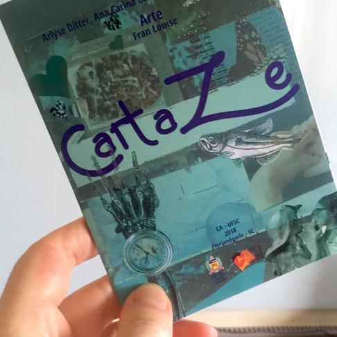Lançamento Literário – CartaZe: Uma experiência poético visual