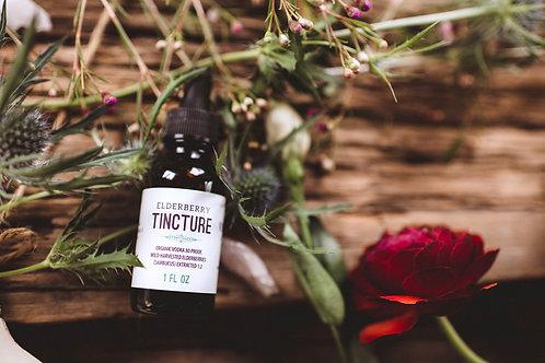 Elderberry Tincture