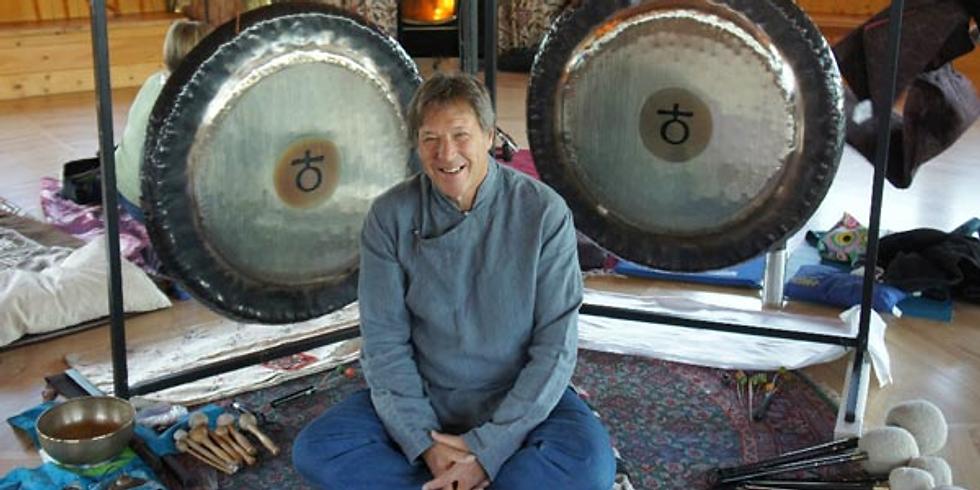 Richard Rudis Sacred Sound Gong Bath™ Experience