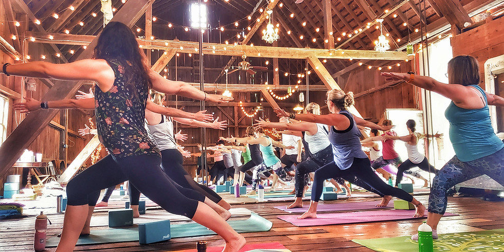 Bhakti in the Barn Day Retreat: Sold Out