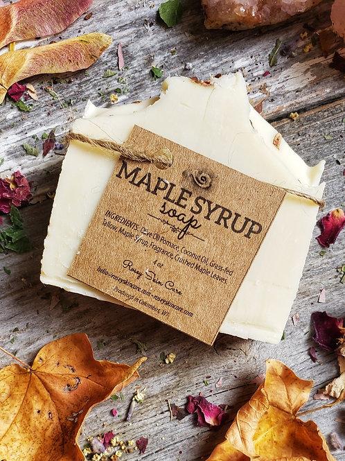 Maple Syrup Artisan Bar Soap
