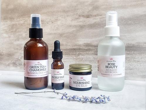 Nighttime Skin Routine Natural Skin Care