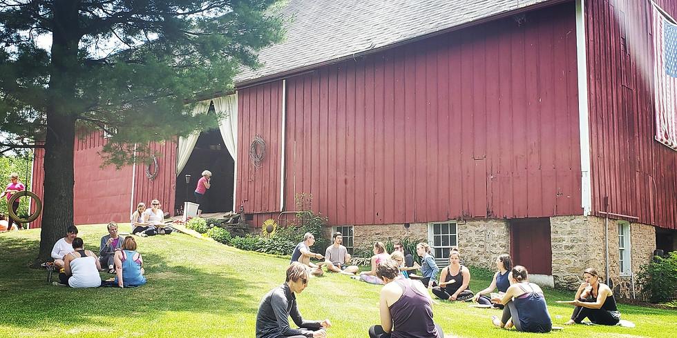 Inspired Women's Workshop: Re-Wilding: Part III