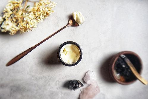 Moisturizing Face Cream Fresh Natural Beauty Product