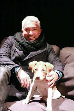 Cesar with Spud