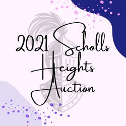 2021 Online Auction Fundraiser