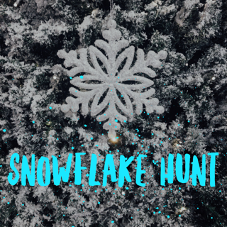 Scholls Heights Snowflake Hunt