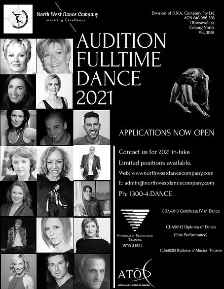 Audition flyer With Faculty Head Shots.j