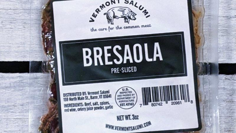 Bresaola - Case of Pre-Sliced Packs