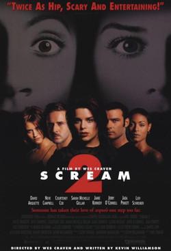 Scream2 Poster