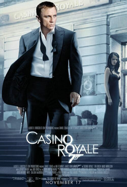 CasinoRoyale Poster