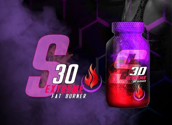 S30 Extreme Fat Burner