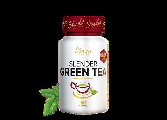 GREEN TEA - SLENDER LIVING