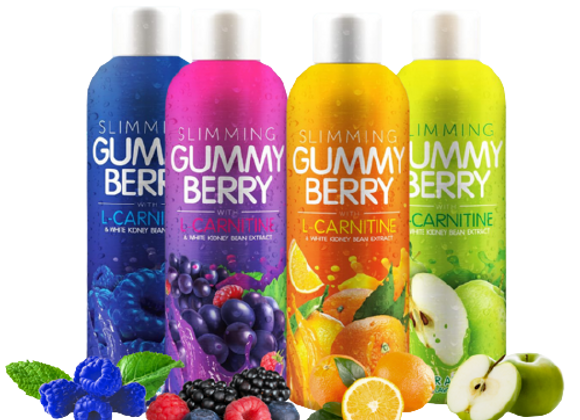250ml GUMMY BERRY JUICE
