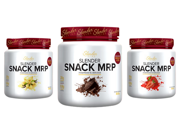 MEAL REPLACEMENT SHAKE - SLENDER LIVING