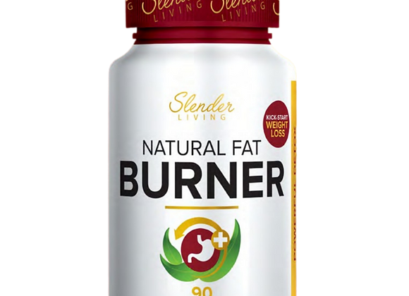NATURAL FAT BURNER - SLENDER LIVING
