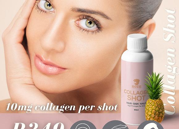 Collagen Shots 10mg (12 Shots of 60ml)