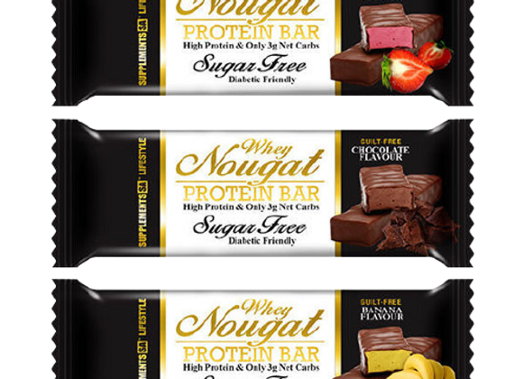 PROTEIN BARS 50GR