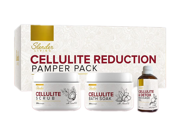 CELLULITE PAMPER BOX - SLENDER LIVING