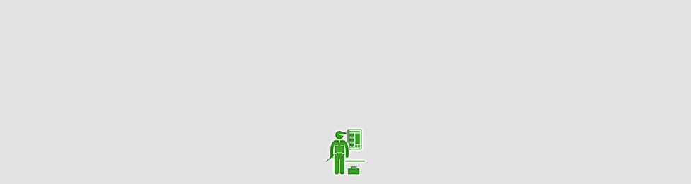 Elektroniker Stellenanzeige Hintergrund.