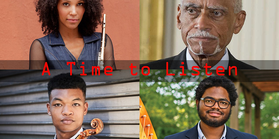 A Time to Listen
