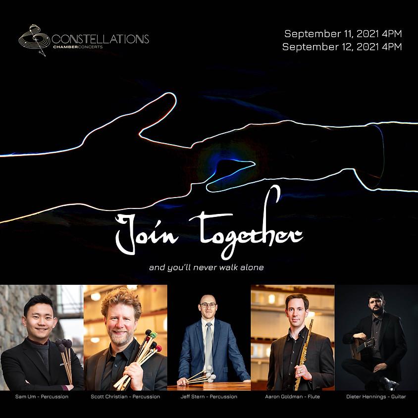 Join Together (Sep. 11 - CANCELED)