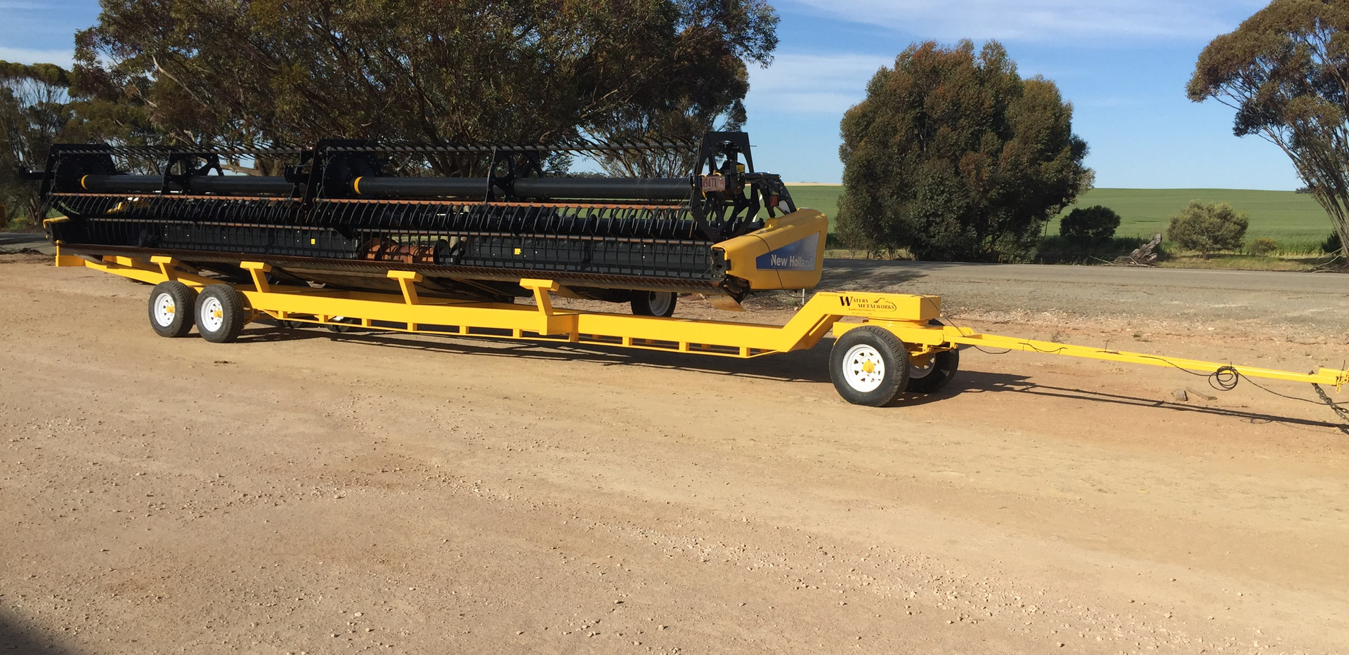 40ft New Holland