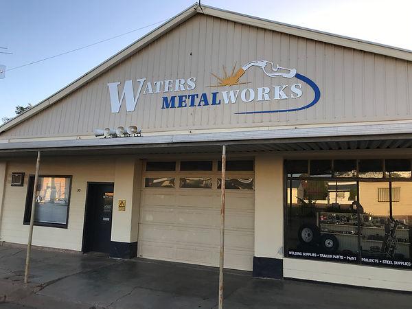 waters metalworks