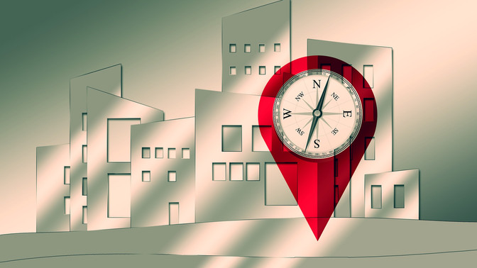 Qual a importância da localização do imóvel?