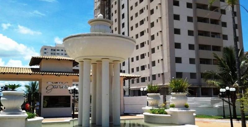 A borges Landeiro esclarece o caso do Borges Landeiro Garden
